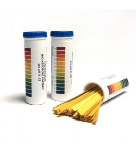 universal indicator papers pH 0-12