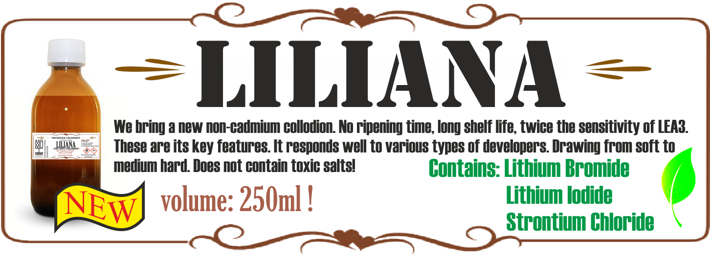 New Collodion LILIANA